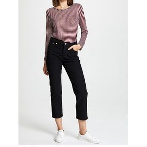 Levi's Wedgie Straight High Rise Corduroy Jeans 23